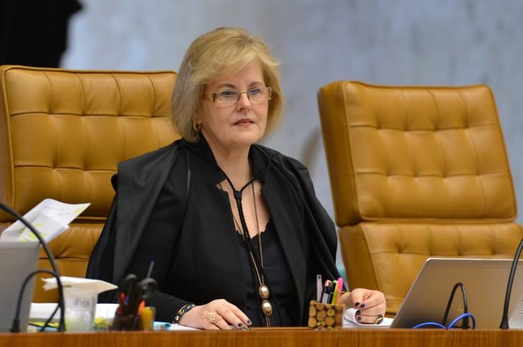 Ministra Rosa Weber (foto: Agência Brasil).