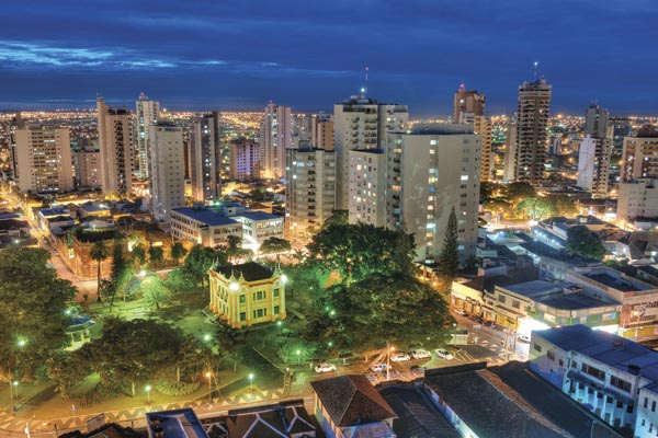Uberlândia (foto: divulgação/IBGE).