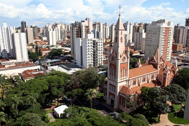 Catedral Metropolitana de Ribeirão Preto (foto: divulgação/USP)