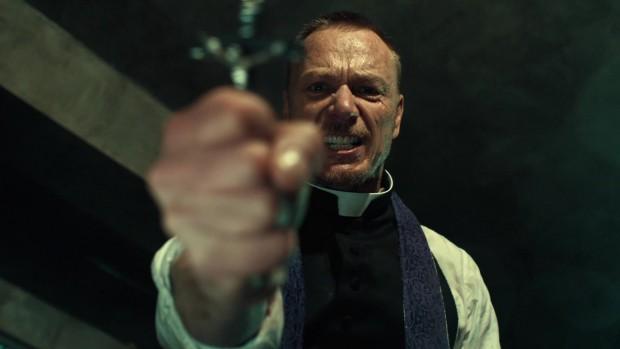 Foto: cena da série O Exorcista, da Fox.