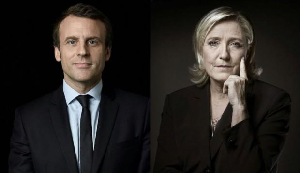 As diferenças de Le Pen e Macron sobre aborto, LGBT, islamismo e outros temas morais