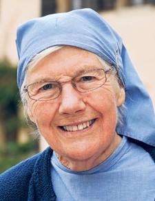 A monja protestante Minke de Vries foi a responsável em 1995