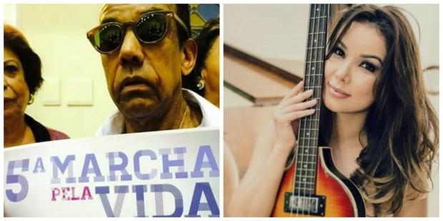 Marcha pela Vida, no Rio, reunirá celebridades e fará apelo ao STF