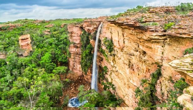 Cachoeira na Chapada Diamantina (foto: divulgação)