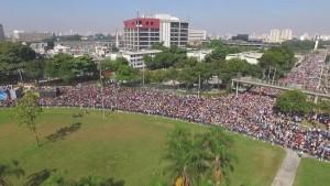 Foto: divulgação/Marcha para Jesus