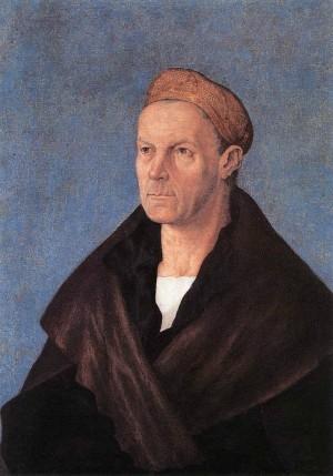 Pintura-retrato de Jakob Fugger (imagem: Wikimedia Commons).