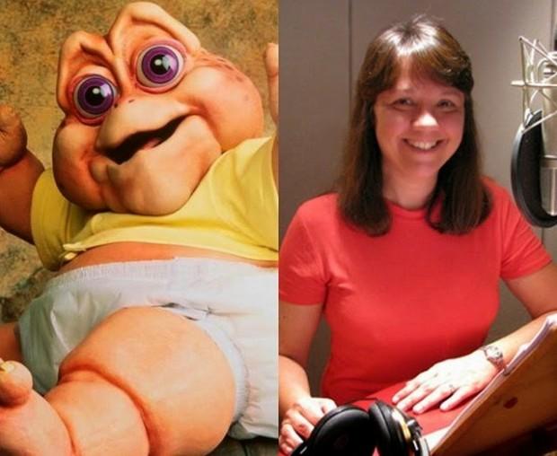 Marisa Leal era a voz de Baby.