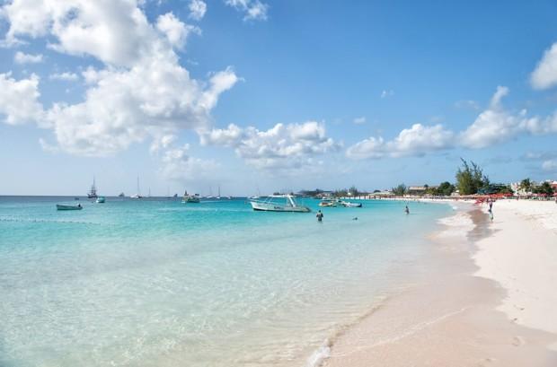 Barbados Ases a Bordo