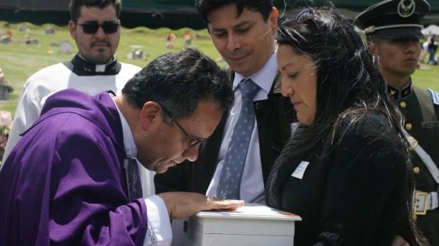 Fotos: Divulgação/Arquidiocese de Quito