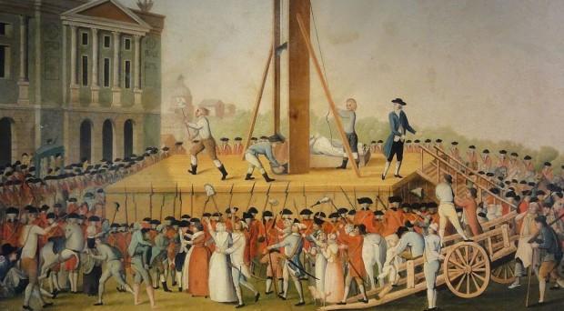 A Revolução Francesa e os padres que perderam a cabeça