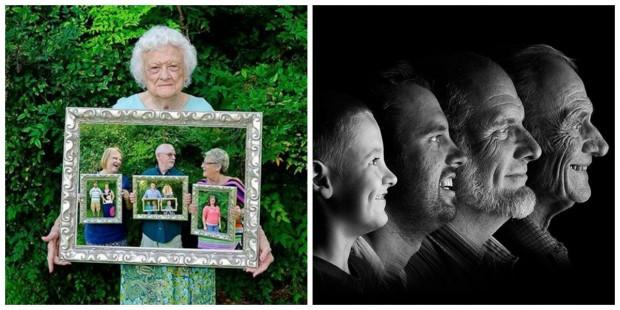 25 retratos de família inspiradores que você vai querer copiar