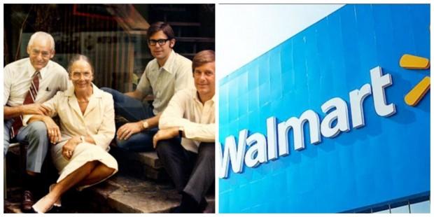 As 10 maiores empresas familiares do mundo