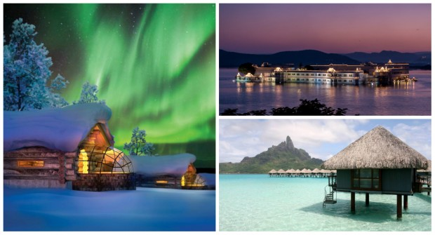 15 destinos de lua-de-mel perfeitos para cada tipo de casal