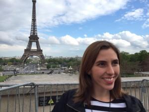 Vista para Torre Eiffel