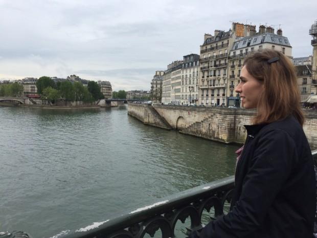 Crédito: Arquivo Pessoal - Paris, França