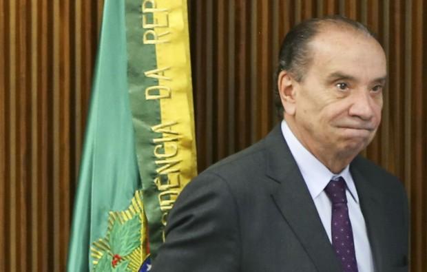 O ministro das Relações Exteriores, Aloysio Nunes, principal responsável pela decisão (Foto: Agência Brasil).