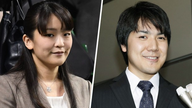 Princesa japonesa renuncia à realeza para se casar com plebeu