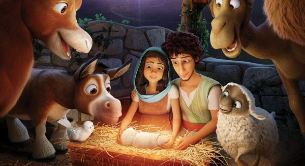 Animação sobre a história do nascimento de Jesus chega aos cinemas em novembro