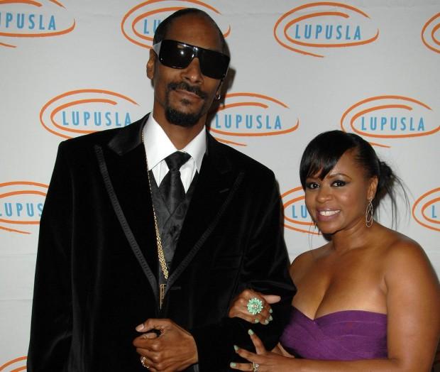 Snoop Dogg e Shanté Broadus