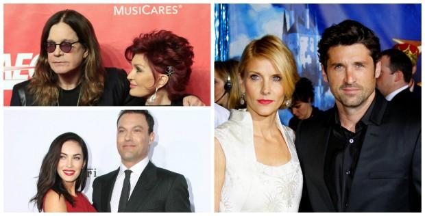 8 casais famosos que acreditaram no amor e se reconciliaram após o divórcio