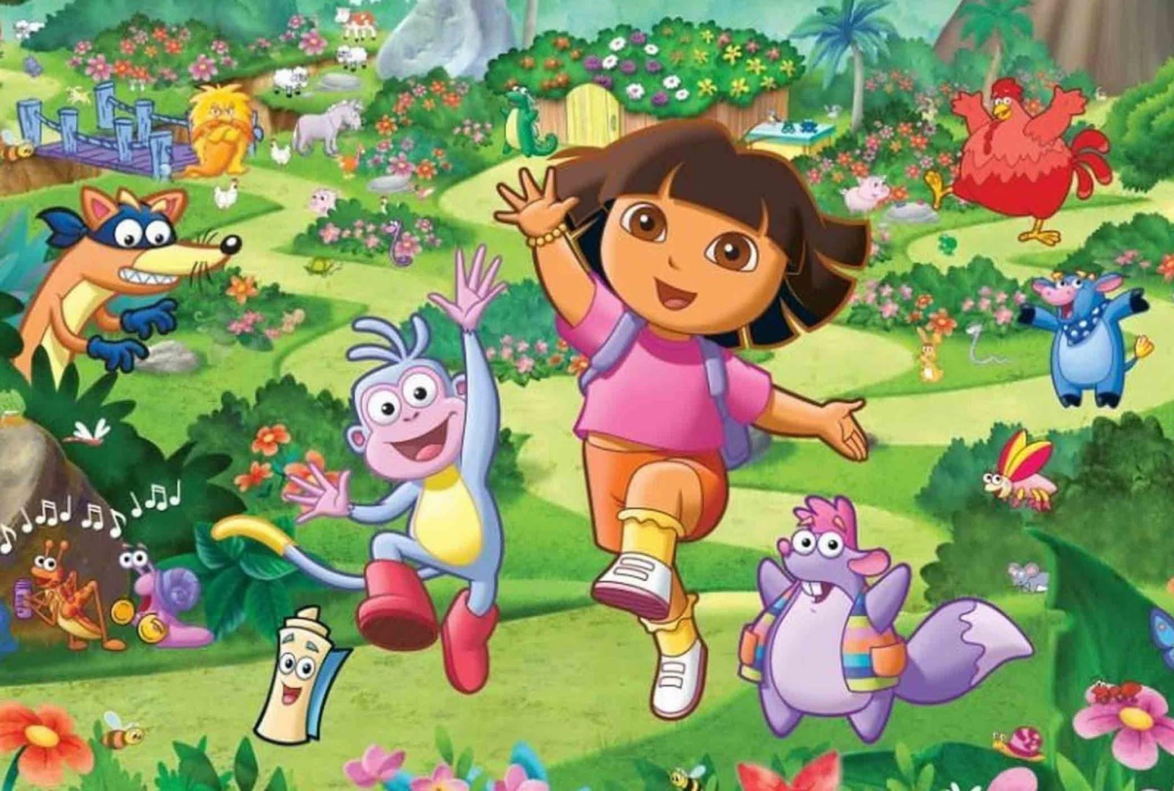 Dora A Aventureira Ganhara Filme Produzido Pelo Diretor De