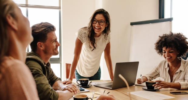 Como seu local de trabalho pode te ajudar a ser uma pessoa mais gentil