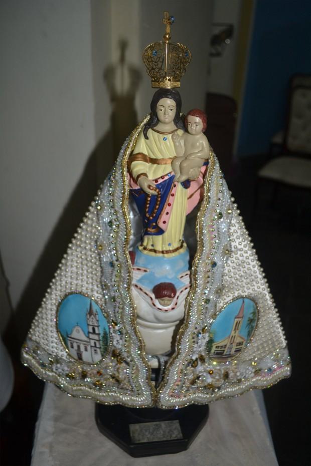 Créditos: Santuário Estadual de Nossa Senhora do Rocio