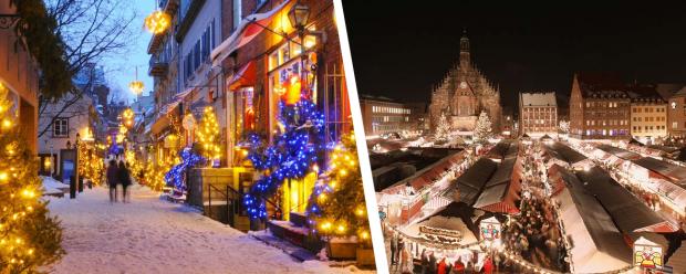 10 cidades que se transformam no Natal