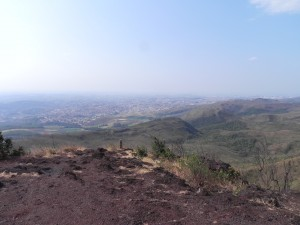 Montanhas da Serra da Rola Moça/MG