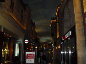 Ceasar's Palace Mall
