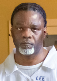 Ledell Lee, momentos antes de sua execução.
