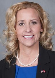 Leslie Rutdlege, procuradora-geral do Arkansas.