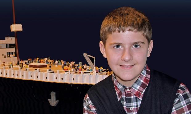 Foto: Titanic Museum/Divulgação