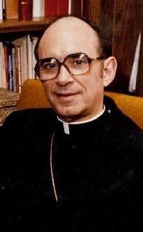 O cardeal Joseph Bernardin.