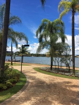 Credito: Arquivo Pessoal - Pontão do Lago Sul