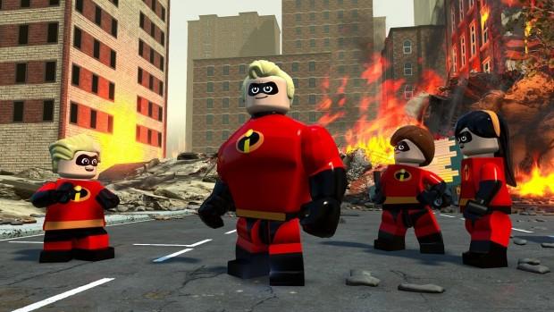 Trailer do game LEGO Os Incríveis e os novos heróis que estreiam no filme