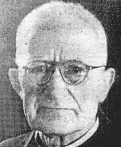 Enrico Pozzoli, o salesiano que acompanhava a família Bergoglio.