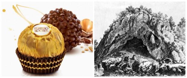 Famoso no mundo todo, chocolate Ferrero Rocher foi inspirado em Nossa Senhora