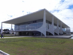 Palácio do Planalto - Brasília/DF