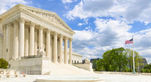 Suprema Corte dos Estados Unidos (foto: Bigstock).