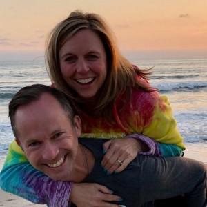 Greg e sua esposa Stacey (foto: reprodução/Facebook).