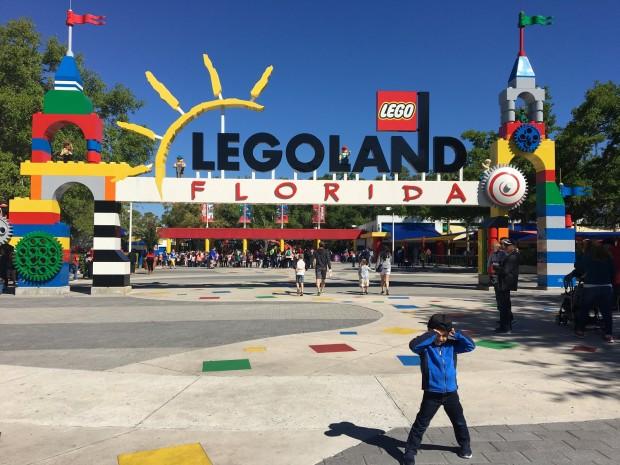 Crédito: Arquivo Pessoal - Legoland