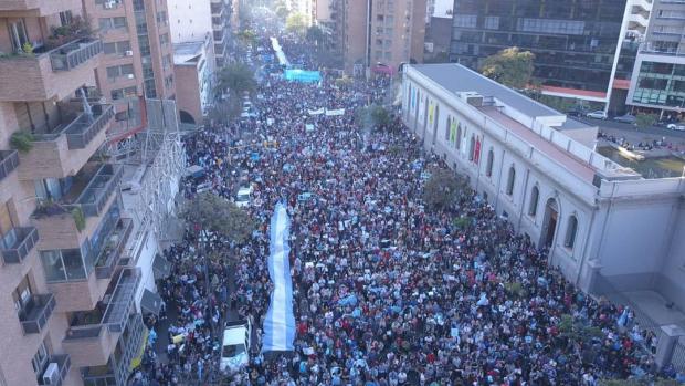 Foto: Unidad Provida/divulgação