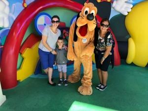 Com o Pluto