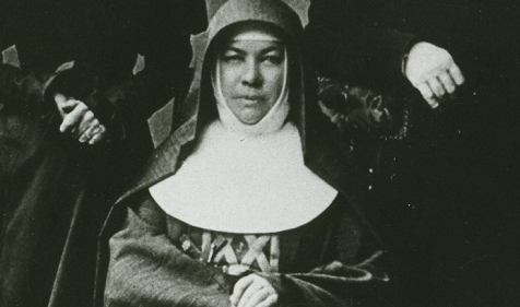 Santa Mary MacKillop em 1890. State Libray of South Australia/domínio público