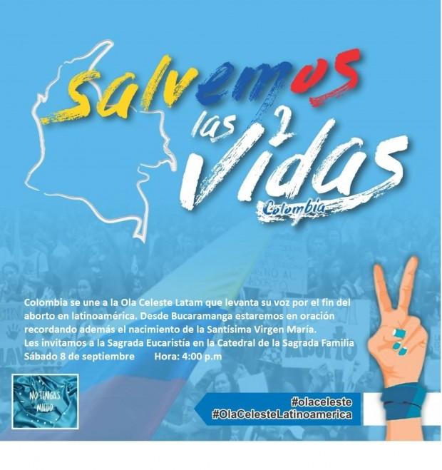 Salvemos las 2 vidas - Colombia