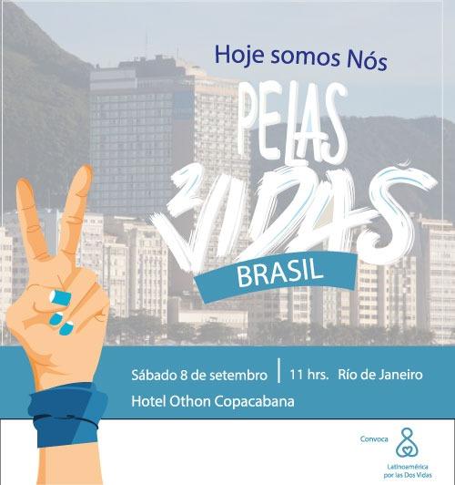 Salvemos las 2 vidas - Rio de Janeiro