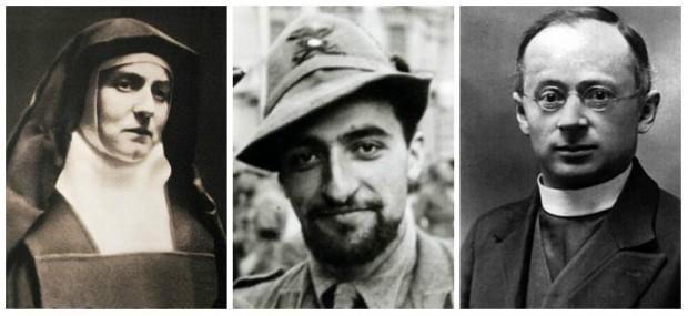 7 santos e beatos martirizados pelo nazifascismo