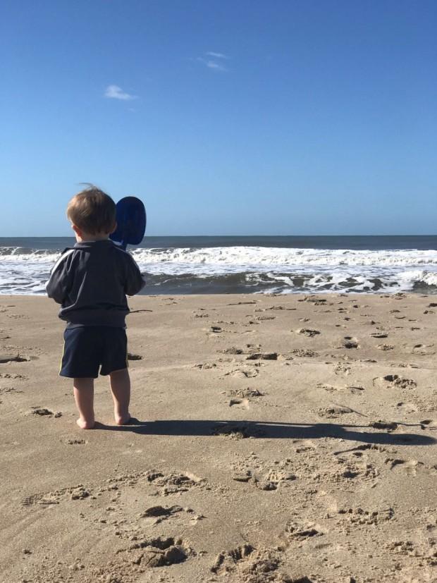 Bolsa de praia com bebê e crianças: O que levar!