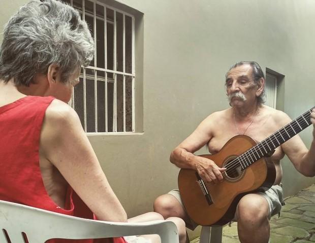 Arquivo Pessoal/ Lucio Yanel